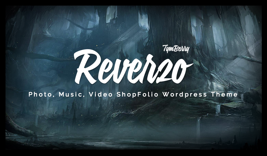 Reverzo | Photo, Music & Video Creative ShopFolio